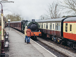 Avon Valley Railway, Bristol
