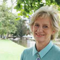 Anne Bartlett in Bourton on the Water